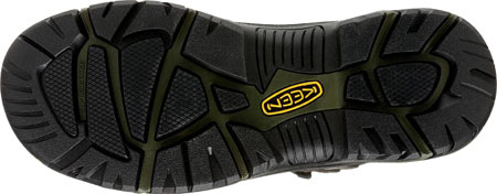 Men's KEEN Utility Braddock Mid Steel Toe Boot, Gargoyle/Forest Night, large, image 6