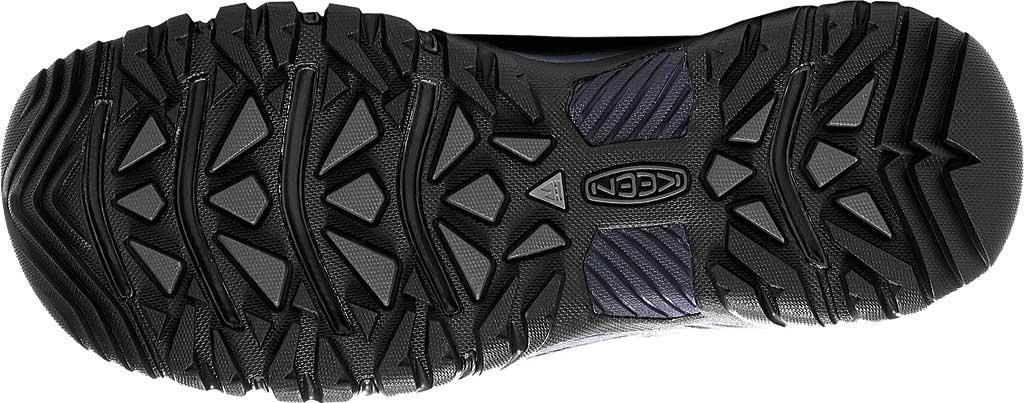 Men's KEEN Anchorage III Waterproof Chelsea Boot, Black/Raven, large, image 4