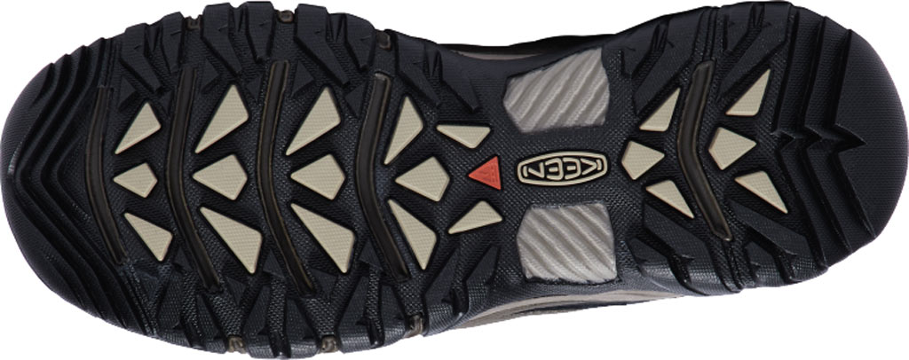 Men's KEEN Targhee III Waterproof Trail Shoe, Bungee Cord/Black, large, image 2