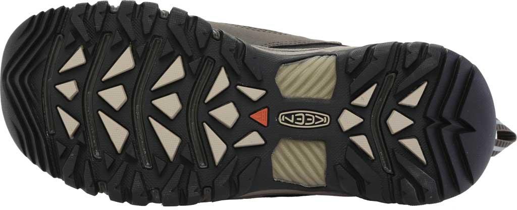 Men's KEEN Targhee III Waterproof Trail Shoe, Bungee Cord/Black, large, image 6
