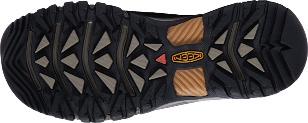 Men's KEEN Targhee III Mid Waterproof Hiking Boot, Black Olive/Golden Brown, large, image 2