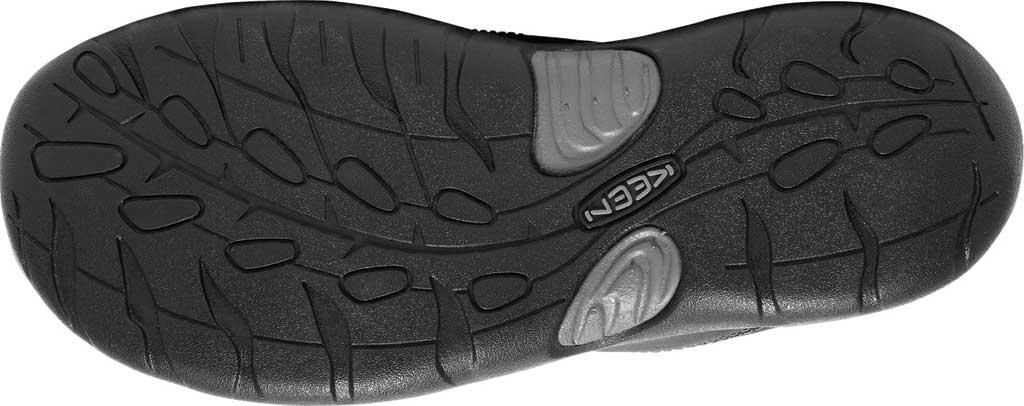 Women's KEEN Presidio II Sneaker, Black/Steel Grey, large, image 4