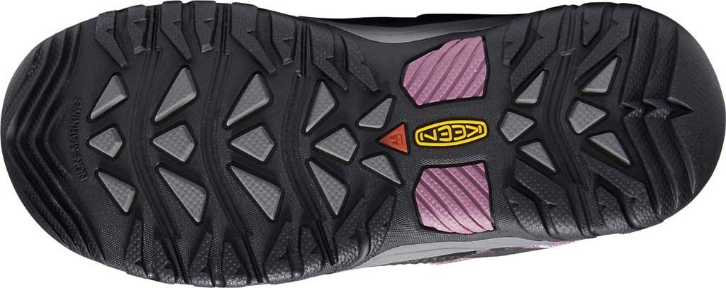 Children's KEEN Targhee Mid Waterproof Boot - Big Kid, Raven/Tulipwood, large, image 4