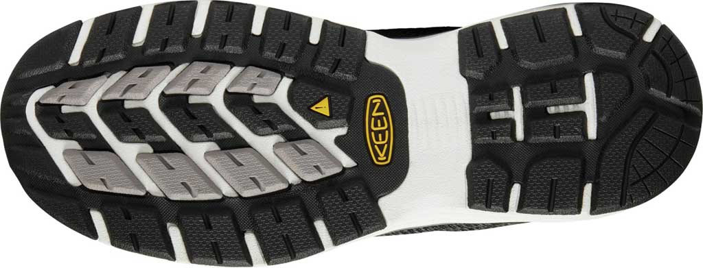 Men's KEEN Utility Sparta ESD Waterproof Shoe, Black/Grey Flannel Synthetic, large, image 4