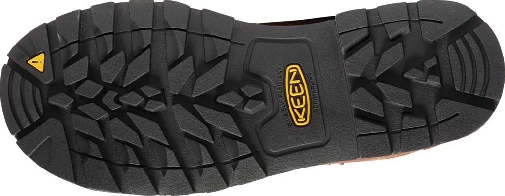 "Women's KEEN Utility Seattle 8"" Waterproof Boot, Gingerbread/Black Leather, large, image 3"