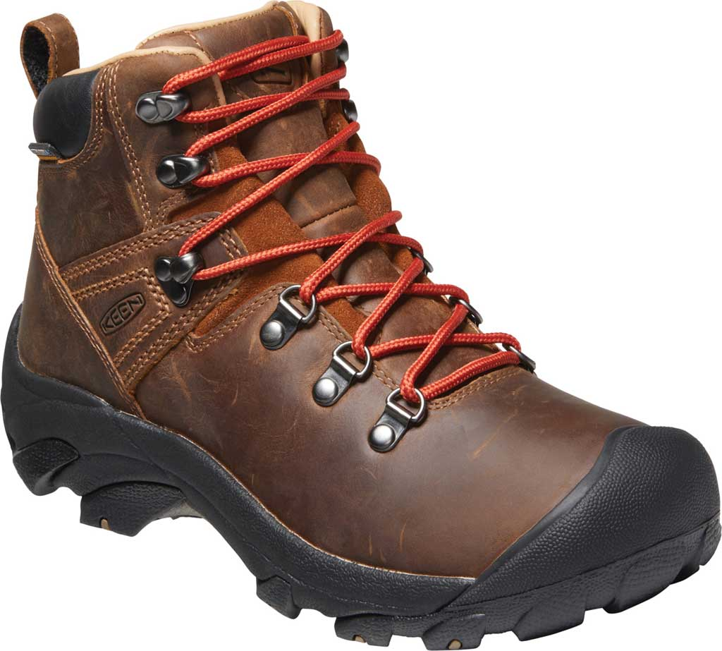 Women's KEEN Pyrenees Waterproof Boot, Syrup, large, image 1