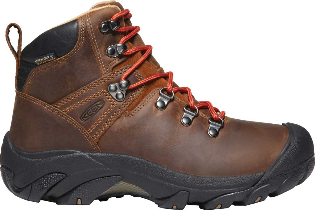 Women's KEEN Pyrenees Waterproof Boot, Syrup, large, image 2