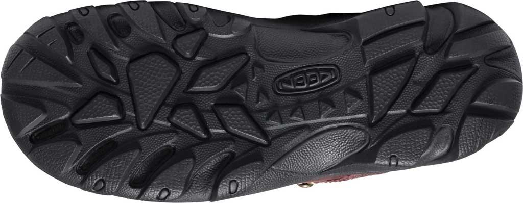 Women's Keen Pyrenees Waterproof Boot, Tibetan Red/Black, large, image 4