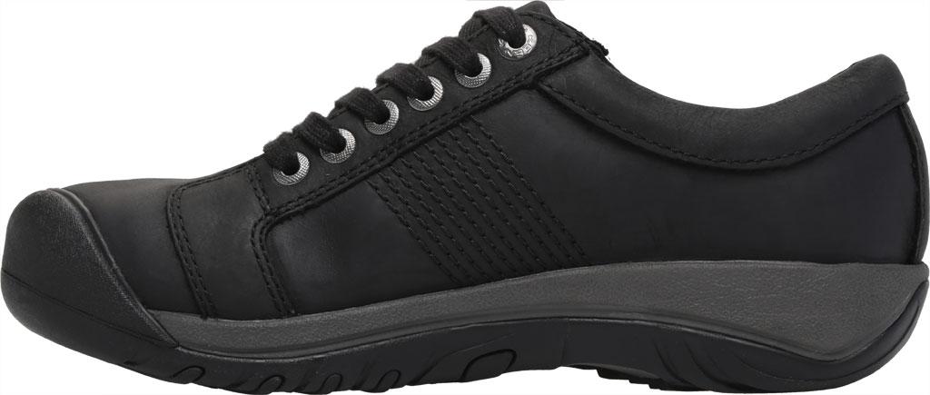 Men's Keen Austin Waterproof Shoe, Black, large, image 3