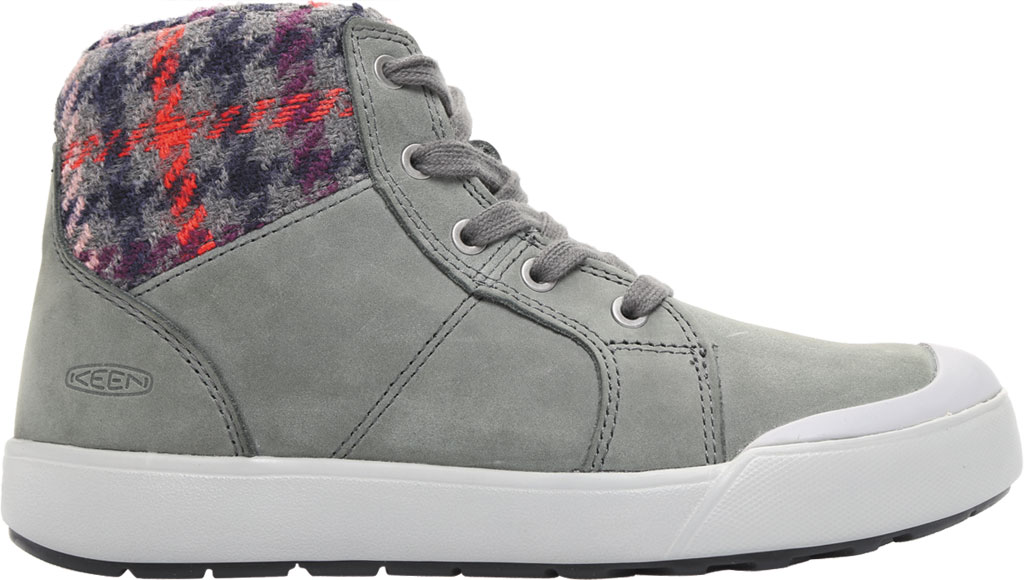 Women's KEEN Elena Mid High Top, Pewter/Drizzle, large, image 2