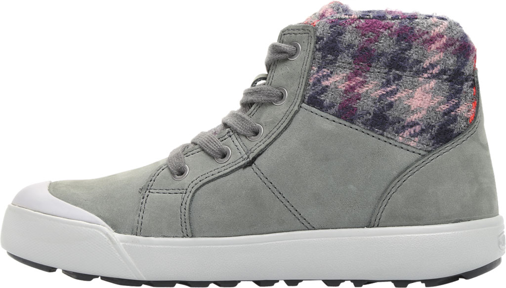 Women's KEEN Elena Mid High Top, Pewter/Drizzle, large, image 3