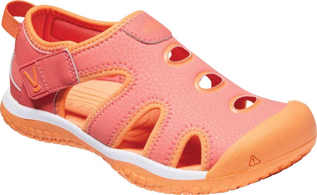 Children's KEEN Stingray Slip On Sneaker - Little Kid, Dubarry/Nectarine, large, image 1