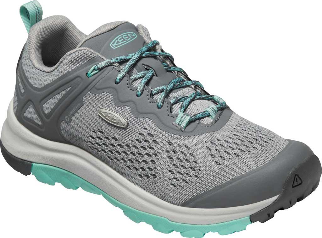 Women's KEEN Terradora II Vent Trail Shoe, Drizzle/Ocean Wave, large, image 1