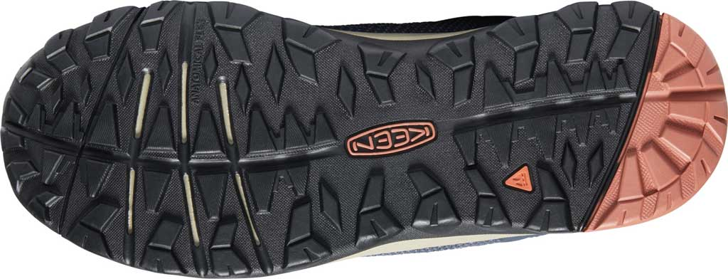 Women's KEEN Terradora II Vent Trail Shoe, Blue Nights/Redwood, large, image 4