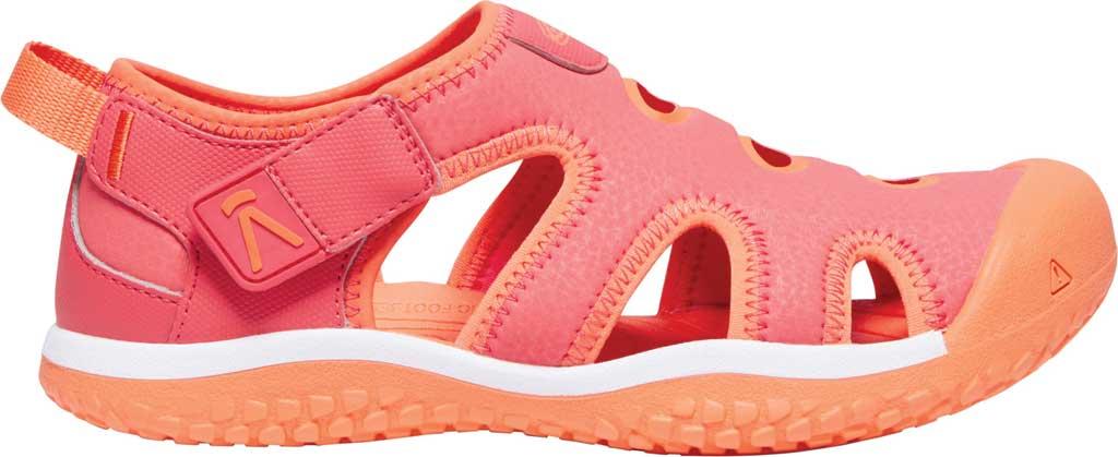Children's KEEN Stingray Slip On Sneaker - Youth, Dubarry/Nectarine, large, image 2