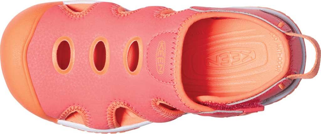 Children's KEEN Stingray Slip On Sneaker - Youth, Dubarry/Nectarine, large, image 3