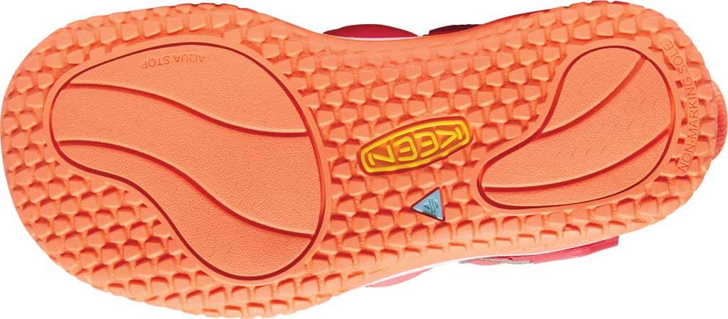 Children's KEEN Stingray Slip On Sneaker - Youth, Dubarry/Nectarine, large, image 4