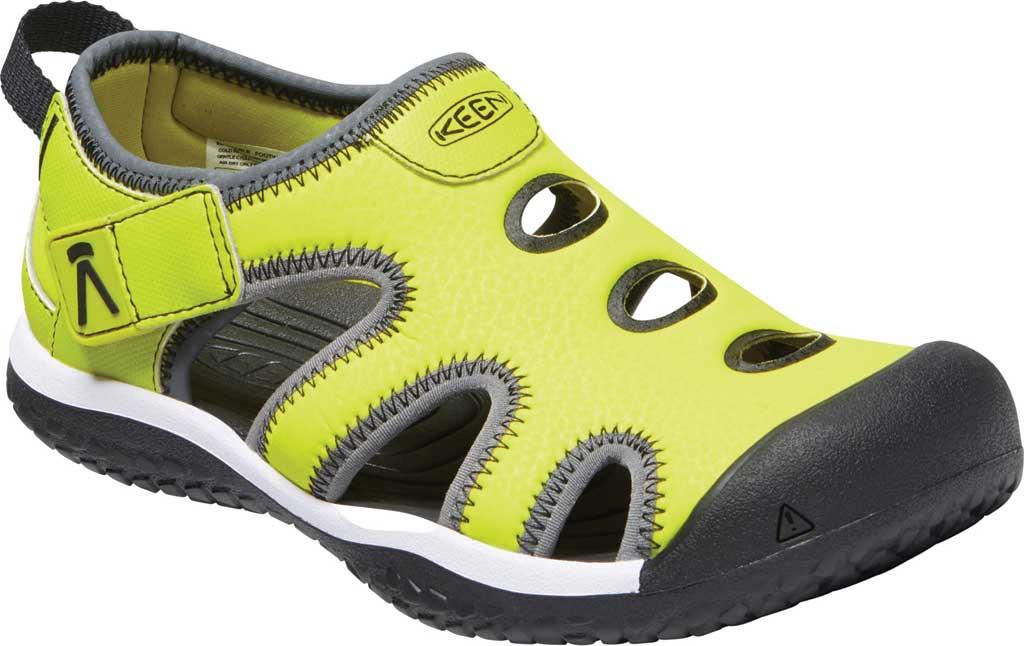 Children's KEEN Stingray Slip On Sneaker - Youth, Evening Primrose/Black, large, image 1
