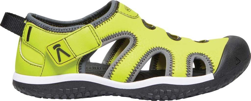 Children's KEEN Stingray Slip On Sneaker - Youth, Evening Primrose/Black, large, image 2