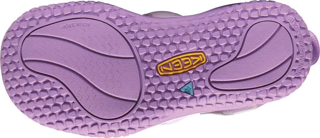 Children's KEEN Stingray Slip On Sneaker - Youth, Lavender Fog/African Violet, large, image 4