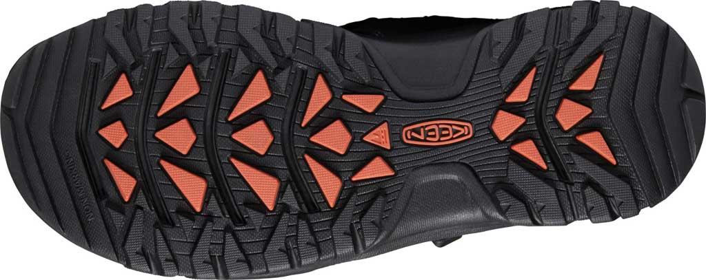Men's Keen Targhee III Waterproof Hiking Sandal, Grey/Black, large, image 4