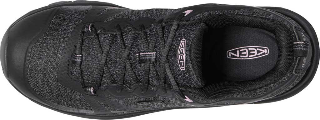 Women's KEEN Terradora II Waterproof Trail Shoe, Black/Magnet, large, image 3