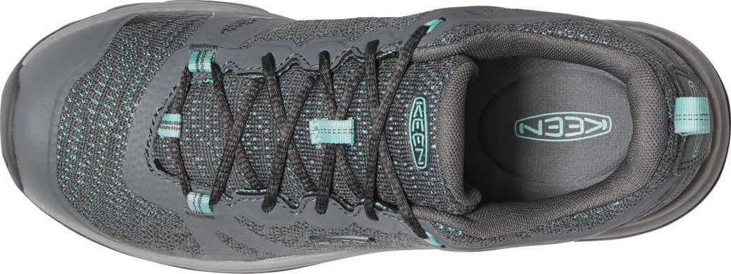 Women's KEEN Terradora II Waterproof Trail Shoe, Steel Grey/Ocean Wave, large, image 3