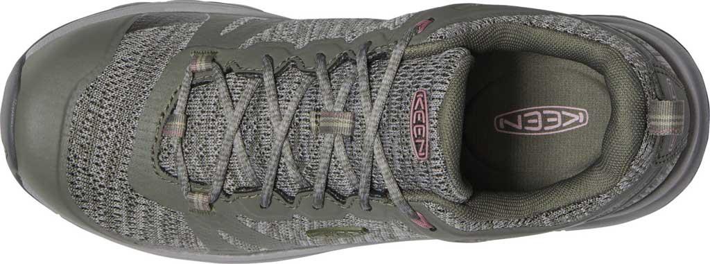 Women's KEEN Terradora II Waterproof Trail Shoe, Dusty Olive/Nostalgia Rose, large, image 3