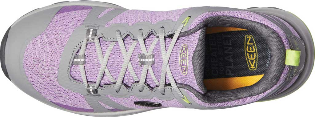 Women's Keen Terradora II Waterproof Trail Shoe, Drizzle/African Violet, large, image 3