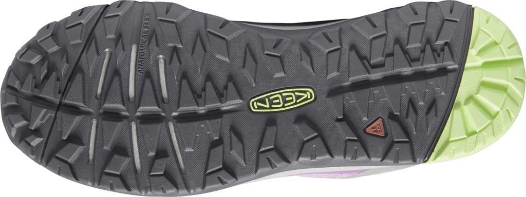 Women's Keen Terradora II Waterproof Trail Shoe, Drizzle/African Violet, large, image 4