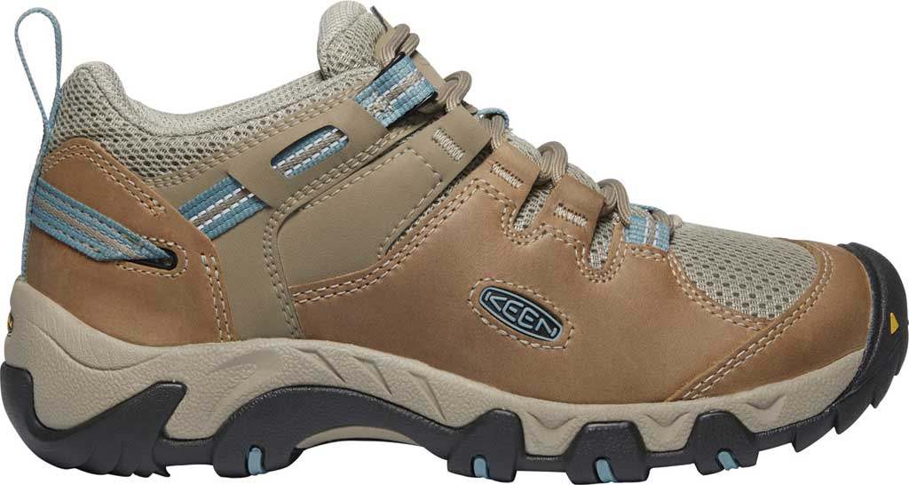 Women's Keen Steens Vent Hiking Boot, Timberwolf/Smoke Blue, large, image 2