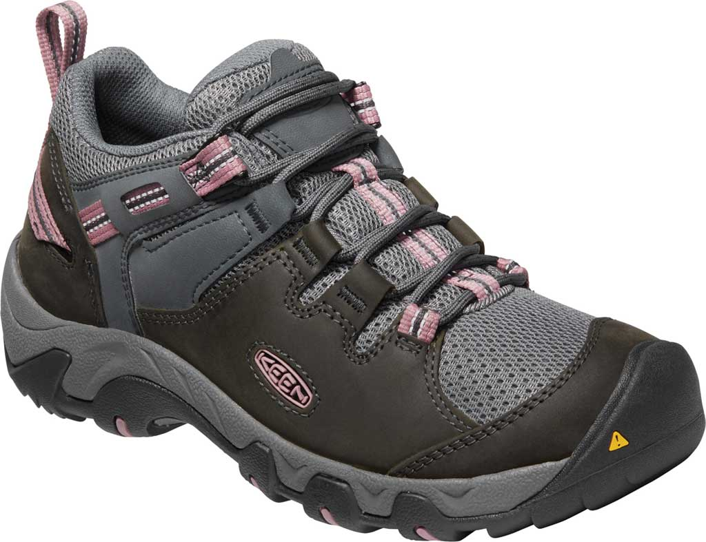 Women's Keen Steens Vent Hiking Boot, Magnet/Nostalgia Rose, large, image 1