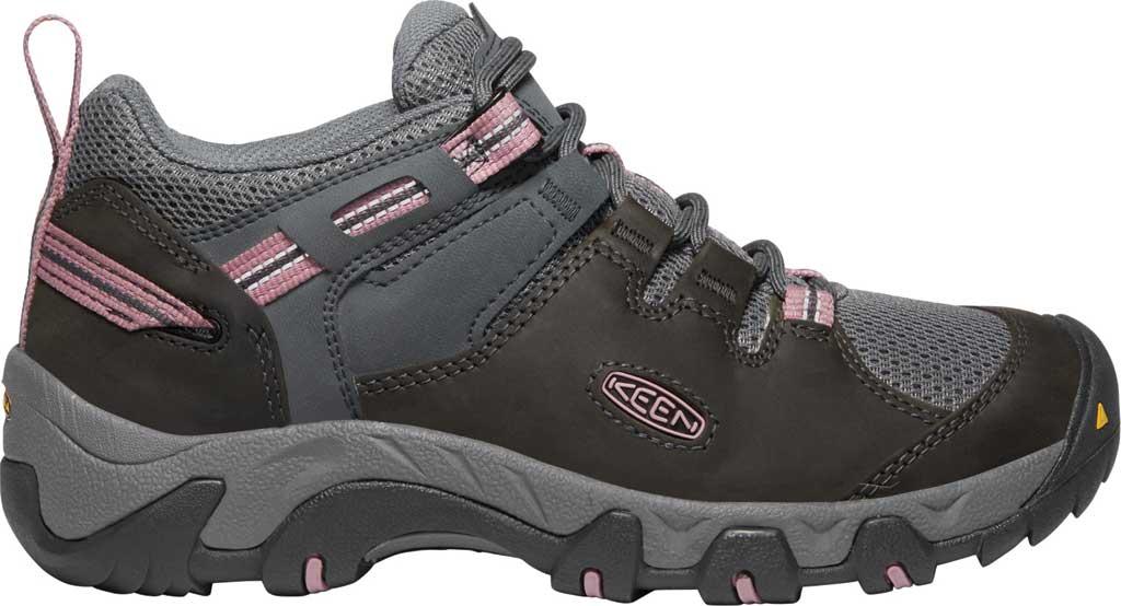 Women's Keen Steens Vent Hiking Boot, Magnet/Nostalgia Rose, large, image 2