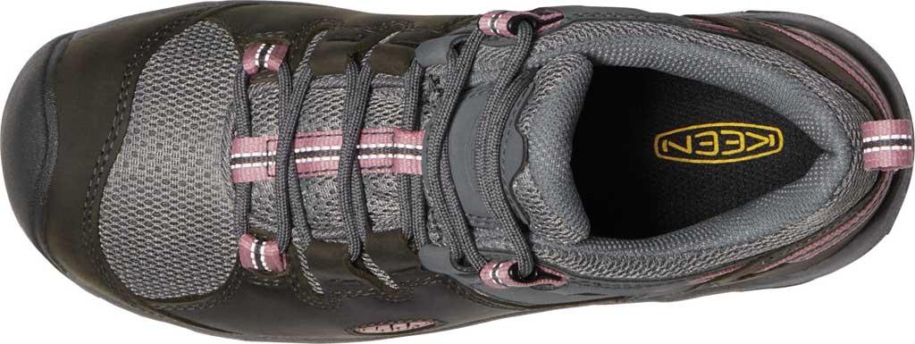 Women's Keen Steens Vent Hiking Boot, Magnet/Nostalgia Rose, large, image 3