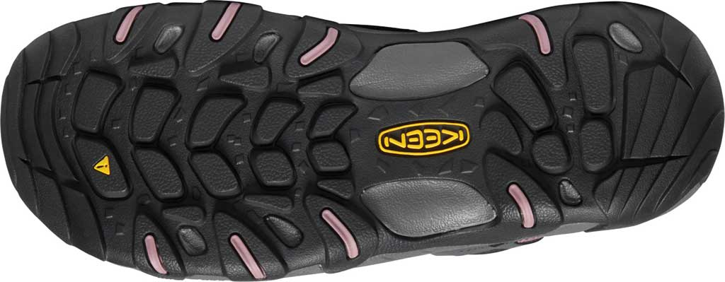 Women's Keen Steens Vent Hiking Boot, Magnet/Nostalgia Rose, large, image 4