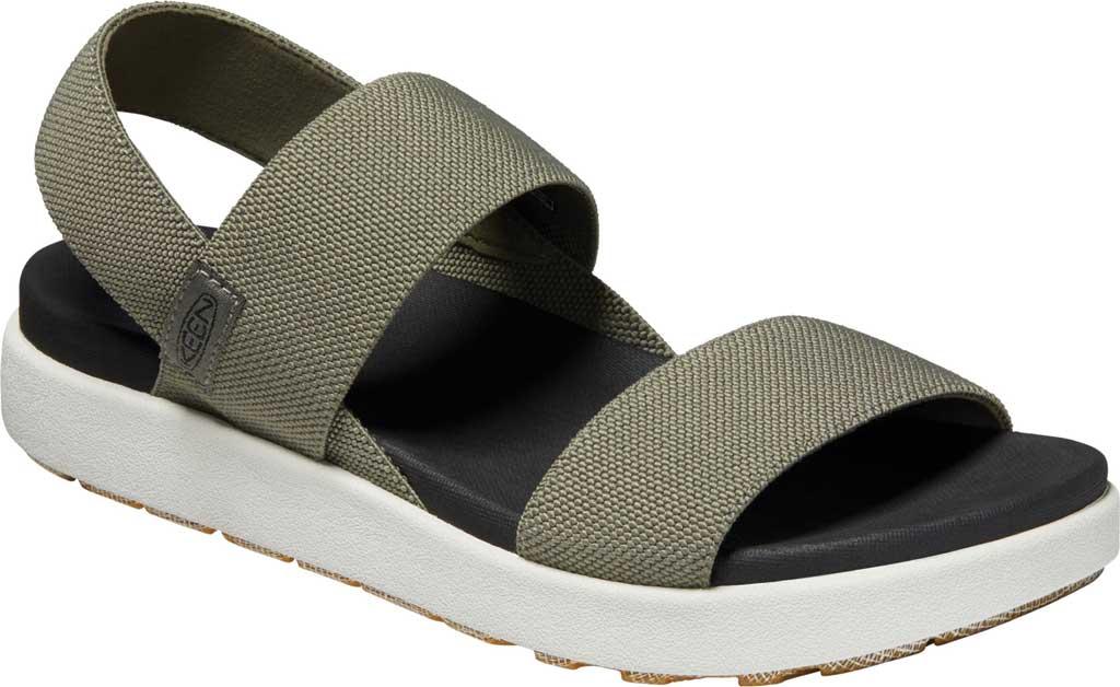 Women's KEEN Elle Backstrap Active Sandal, Dusty Olive, large, image 1