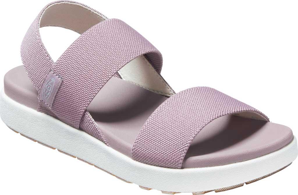 Women's KEEN Elle Backstrap Active Sandal, Dusty Lavender/Vapor, large, image 1