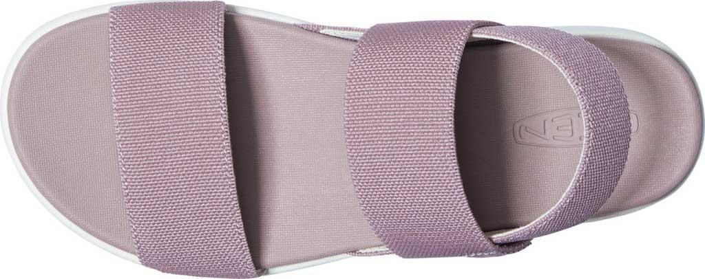 Women's KEEN Elle Backstrap Active Sandal, Dusty Lavender/Vapor, large, image 3