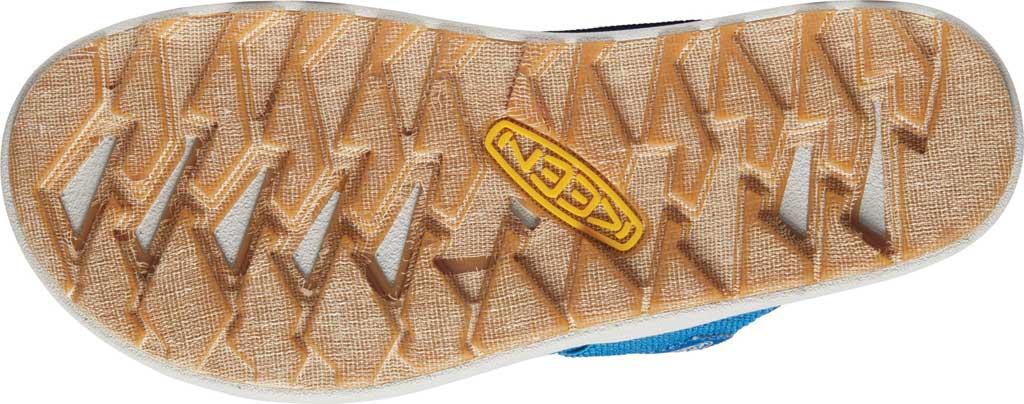 Women's KEEN Elle Backstrap Active Sandal, Mykonos Blue/Vapor, large, image 4