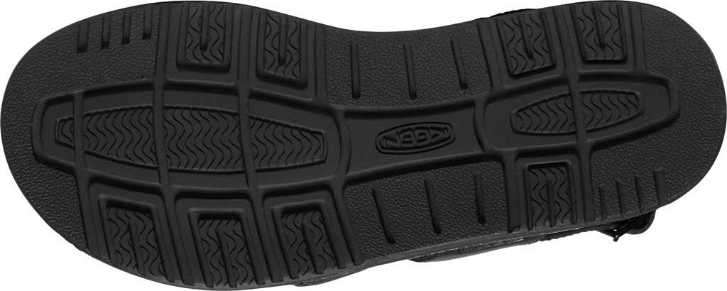 Women's Keen Lana Z-Strap Active Sandal, Black/Black, large, image 4