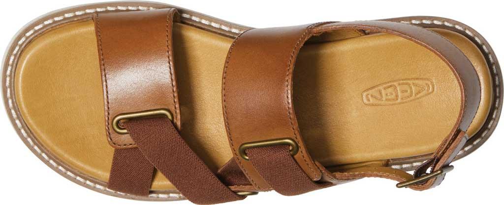 Women's Keen Lana Z-Strap Active Sandal, Tortoise Shell/Silver Birch, large, image 3