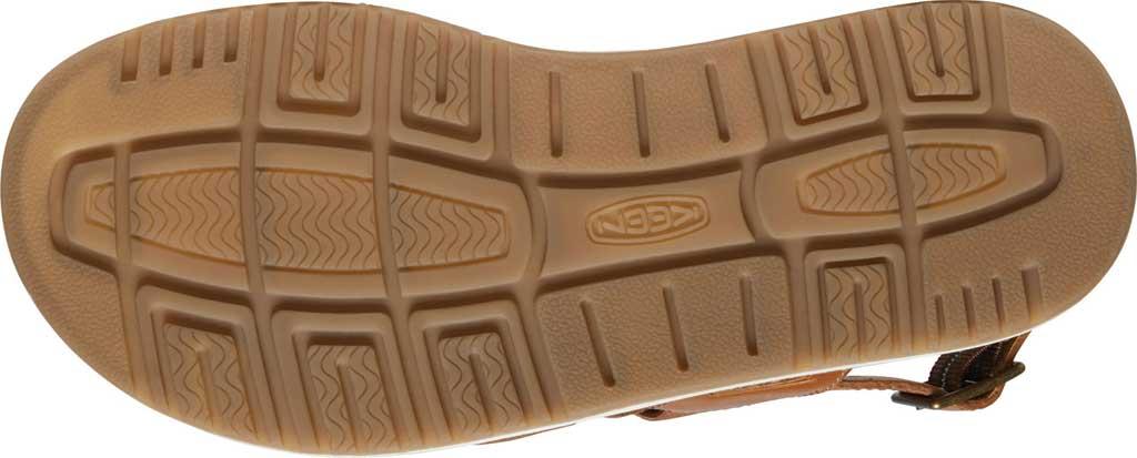 Women's Keen Lana Z-Strap Active Sandal, Tortoise Shell/Silver Birch, large, image 4