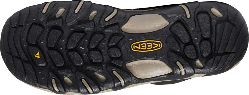 Men's KEEN Steens Mid Waterproof Hiking Boot, Canteen/Black, large, image 4
