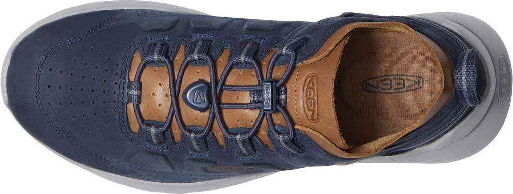 Men's KEEN Highland Trail Shoe, Blue Nights/Drizzle, large, image 3