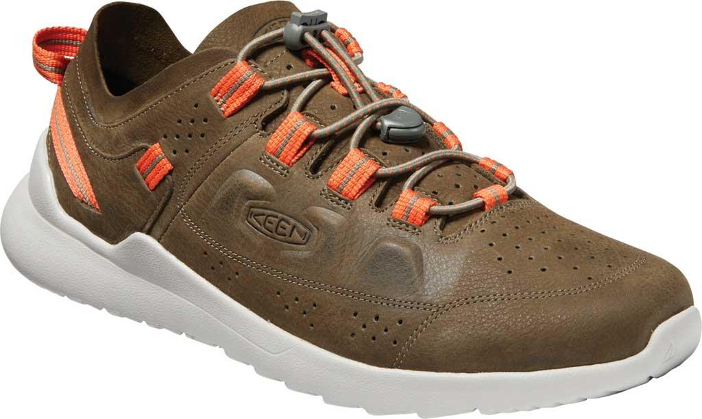 Men's KEEN Highland Trail Shoe, Caper/Silver Birch, large, image 1