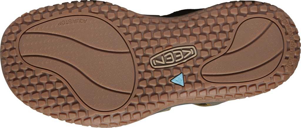 Men's KEEN Solr Fisherman Sandal, Dark Olive/Taupe, large, image 4