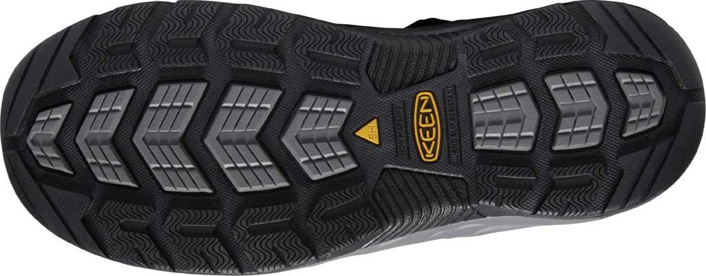 Men's KEEN Utility Atlanta II Cooler Steel Toe Sandal, Cascade Brown/Black Leather, large, image 4