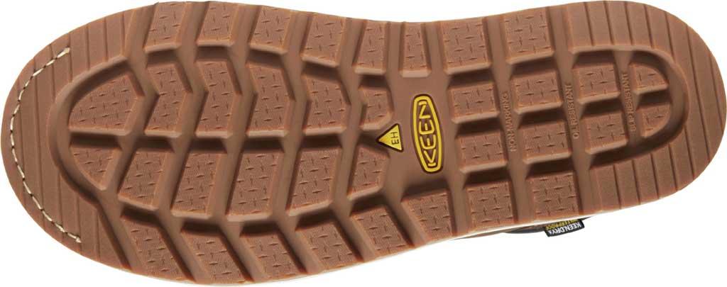 "Men's KEEN Utility Cincinnati 6"" Waterproof Carbon Toe Work Boot, Belgian/Sandshell Full Grain Waterproof Leather, large, image 4"