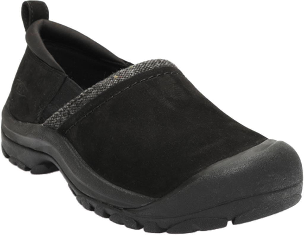Women's Keen Kaci II Winter Slip On Clog, Black/Black, large, image 1
