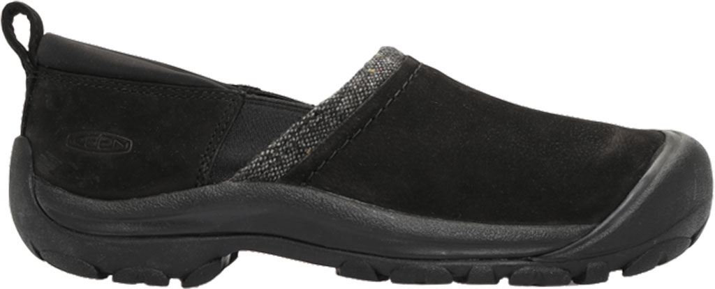 Women's Keen Kaci II Winter Slip On Clog, Black/Black, large, image 2